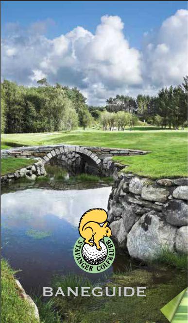 Baneguide Stavanger Golfklubb